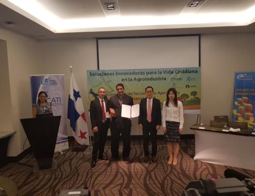 Investigador panameño gana premio con un proyecto de innovación a beneficio del sector agroindustrial