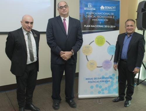 Realizan Diálogo de Políticas sobre el Sistema Regional de Innovación para la Competitividad de Panamá
