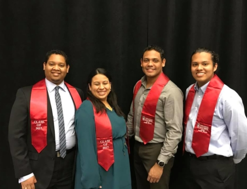 Becarios de la SENACYT se gradúan de forma sobresaliente de la Universidad de Arkansas