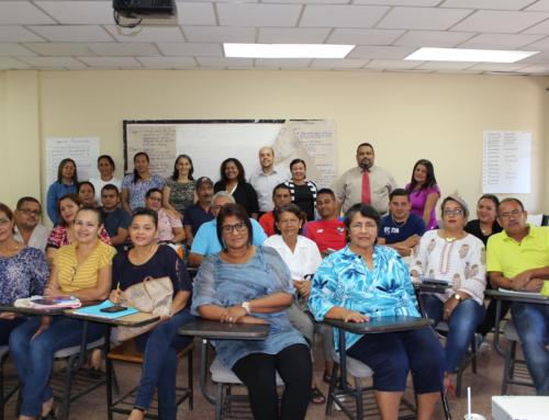 La SENACYT y MEDUCA realizaron el seminario tallerLa Evaluación como herramienta en la enseñanza de ciencias